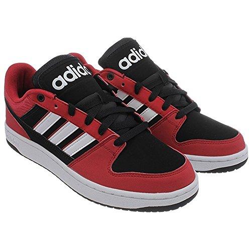 Adidas Dineties Lo - F98970 Bianco-nero-rosso