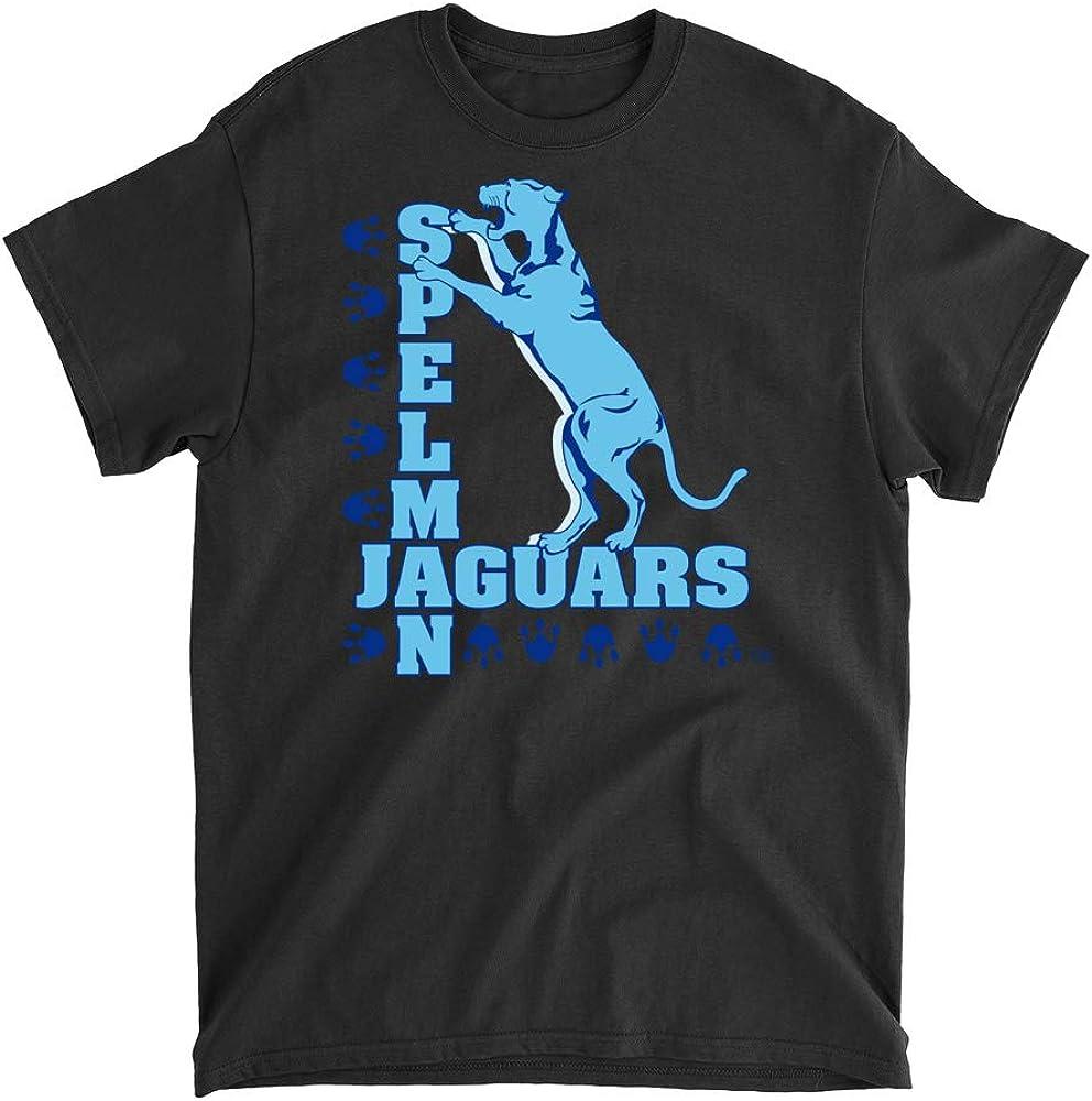 NCAA Spelman College Jaguars T-Shirt V1