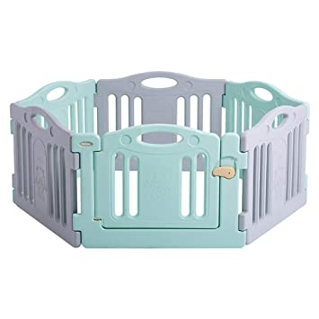 Amazon.com: MAGO - Valla divisora para bebé, para aprender a ...
