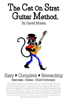 The Cat On Strat Guitar Method by [Moses, David]