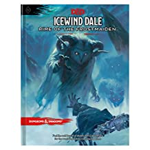 Icewind Dale: Rime of the Frostmaiden (D&D Adventure Book) (Dungeons & Dragons)