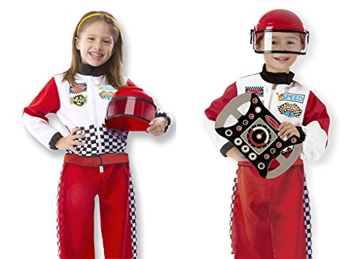 Melis (Kids Race Car Costume)
