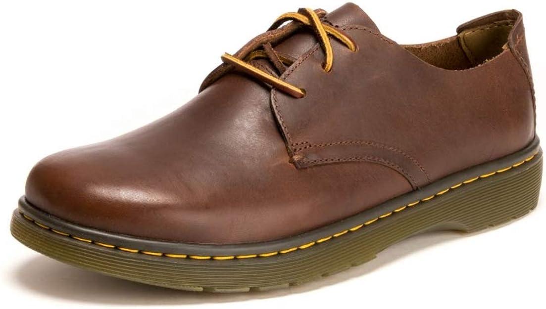TALLA 48 EU. Dr. Martens Elsfield, Zapatos de Cordones Derby Hombre