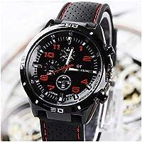 Relógio Masculino Esportivo Pulseira Silicone Menor Preço