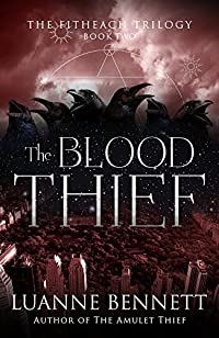 The Blood Thief by Luanne Bennett ebook deal