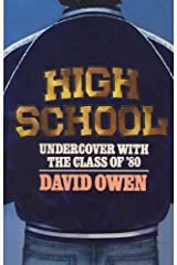 High School : Undercover with the Class of 1980 Hardcover