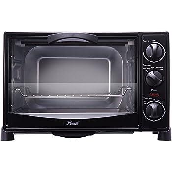Amazon Com Rosewill Rhto 13001 6 Slice Toaster Oven