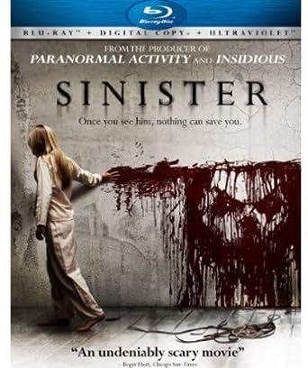 4dbab995 Amazon.com: Sinister [Blu-ray]: Rob Riley, Claire Foley, Tavis ...