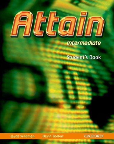 Download Attain: Intermediate: Student's Book pdf epub