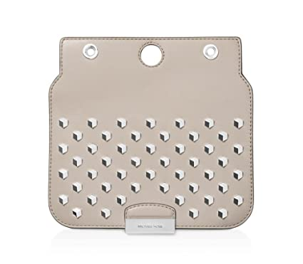 0aa7342f543f Michael Kors Studio Sloan Select Medium Shoulder Flap Cement: Amazon.co.uk:  Clothing