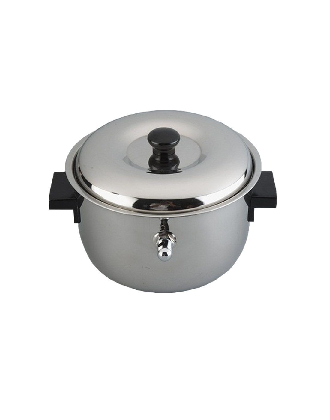 Anantha Stainless steel milk boiler, 1.5 litre by Anantha Anantha SS milk 1.5 L