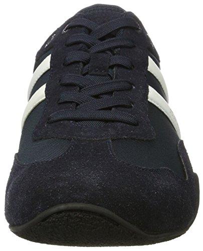 Boss Orange Men's Pulse_Runn_mx1 10198886 01 Low-Top Sneakers Blue (Dark Blue) pay with visa online eZjSVmD