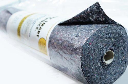 - Clean & Safe Reusable Drop Cloth - 32