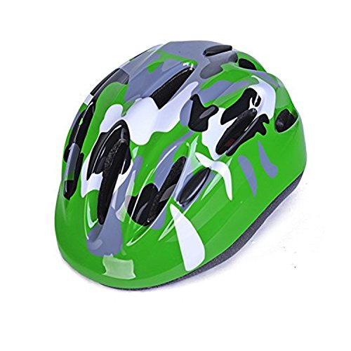 Kids helmets Bike Helmets Cycling Skating Scooter for Girls/Boys 3-12 year by Generic