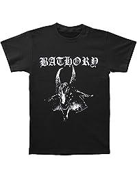 Bathory Men's Goat T-shirt Black