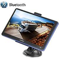 Xgody 886BT 7 Capacitive Touchscreen Bluetooth Car Truck GPS Navigation 256MB RAM 8GB ROM SAT NAV System Navigator with Lifetime Maps