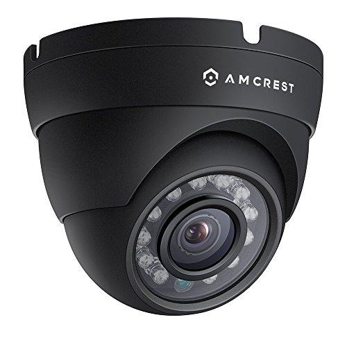 r 1080P POE Dome IP Security Camera - IP67 Weatherproof, 1080P (1920 TVL), IP2M-844E (Black) (Renewed) ()