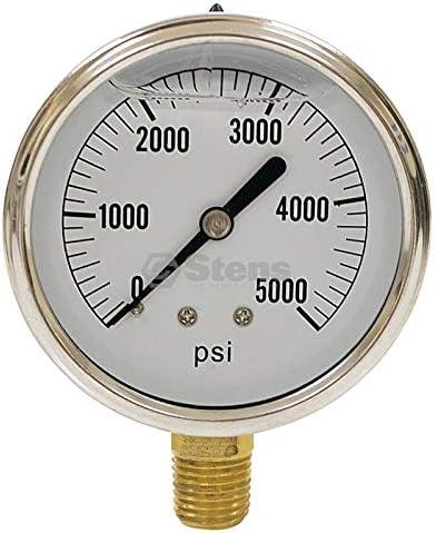 Stens Pressure Washer Gauge 758-974
