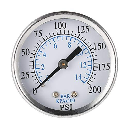 Dinfoger Air Pressure Gauge Air compressor 2