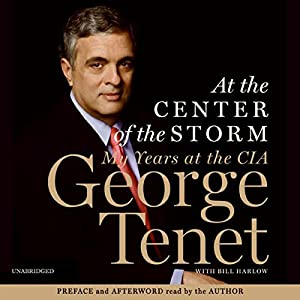 At the Center of the Storm Audiobook