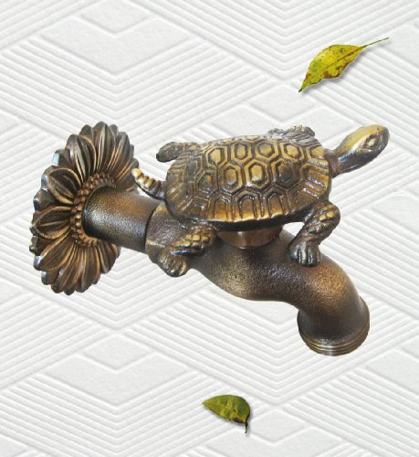 Brass Turtle Faucet