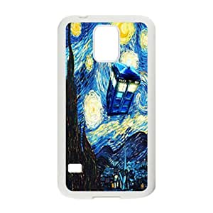 Doctor Starry night painting Who Cell Phone Case for Samsung Galaxy S5