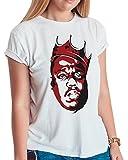 Notorious Big Shirt - Biggie Smalls Shirt - Hip Hop Legend Rappers - It was All a Dream (Small)