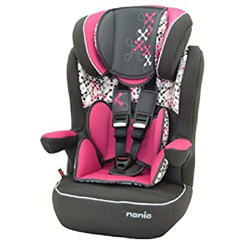 Nania Imax SP (Corail Framboise): Amazon.co.uk: Baby