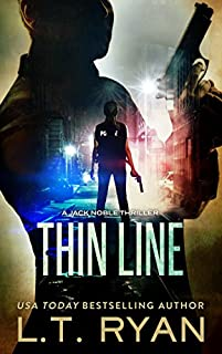 Thin Line by L.T. Ryan ebook deal