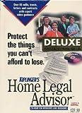 Software : Kiplinger's Home Legal Advisor Deluxe Multimedia Edition