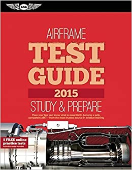 Airframe Test Guide 2015 Book and Tutorial Software Bundle (Fast-Track Test Guides) by ASA Test Prep Board (2014-08-23)