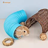 Niteangel Fun Tunnel with 3 Pack Play Balls for