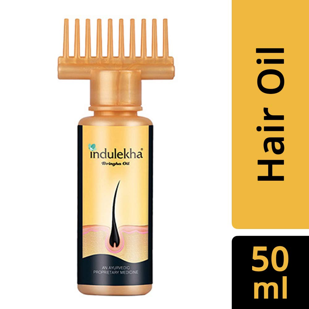 Buy Indulekha Bhringa Hair Oil 50 ml Online at Low Prices in India