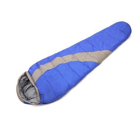 Gruesos sacos de dormir/ultra light/camping/al aire libre adulto caliente ,