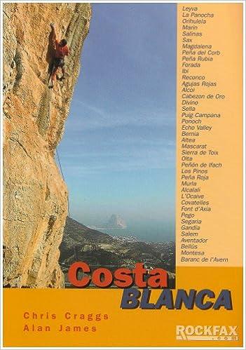 Costa Blanca: Rockclimbing Guide from Rockfax Rockfax ...