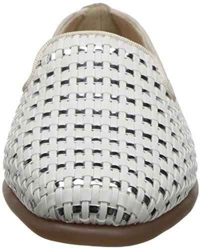Loafer Blanco Aerosoles Mujer para Betunia vxnI48wq5