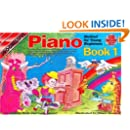 CP18326 - Progressive Piano Method for Young Beginners: Book 1 Book/CD (Progressive Young Beginners)