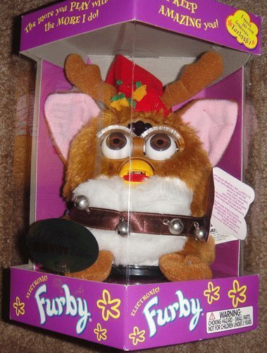 Special Edition Reindeer Furby by Furby (Image #1)
