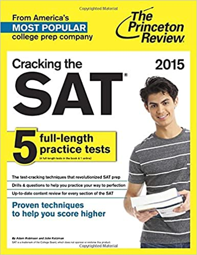 Best books for the SAT?