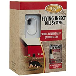 Country Vet Equine Automatic Flying Insect Control