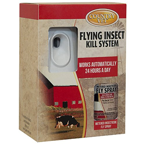 Waterbury Country Vet Flying InsectKill System - 24 Hour Control