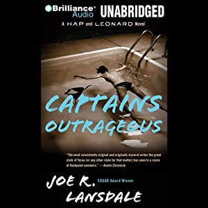 Captains Outrageous Audiobook