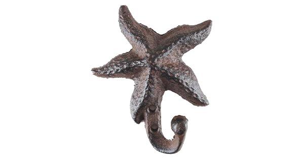 Amazon.com: Iron estrella de mar gancho, Set de 2: Office ...