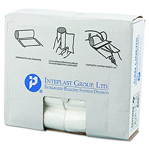 Inteplast S243306N 12-16 gallon Capacity, 33