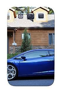 Catenaryoi Hot Tpye Lamborghini Gallardo Case Cover For Galaxy S3 For Christmas Day's Gifts by icecream design