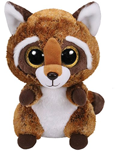 TY Beanie babies The Beanie Boo's Collection Rusty (Rusty Raccoon)