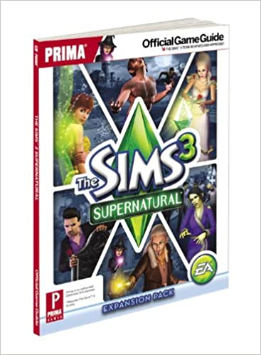 The Sims 3 Supernatural Prima Official Game Guide Prima S Official Game Guide Browne Catherine Fremdsprachige Bücher