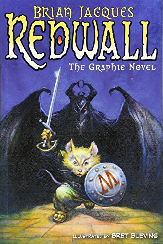 Redwall: the Graphic Novel [Brian Jacques] (Tapa Blanda)