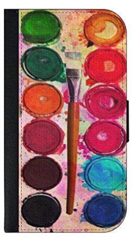 (Artist's Watercolor Palette Passport Case)
