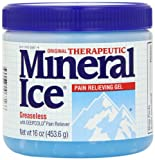 Mineral Ice Therapeutic Pain Relieving